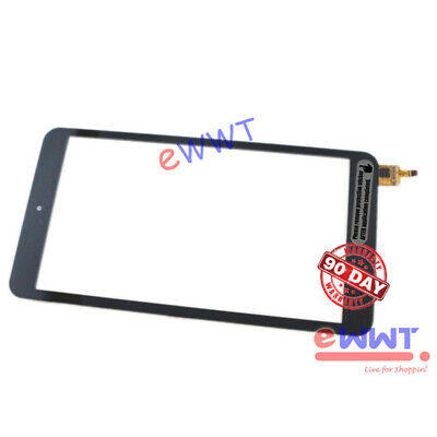 """for HP 7 G2-1311 G2-1315 7"""" Tablet Black Touch Screen Digitizer w/ Frame ZVLU080"""