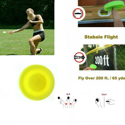 Mini Frisbees Pocket Flying Disc Flexible Finger Spin Catching Game Toys UK New