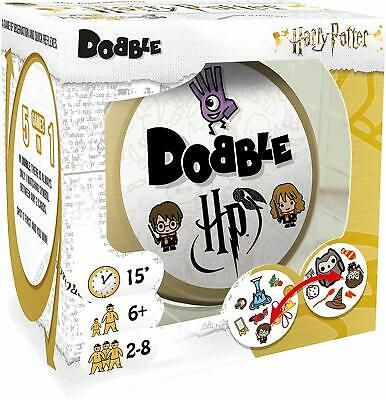 Asmodee Harry Potter Dobble Card Game Age 6+ For 2-8 players