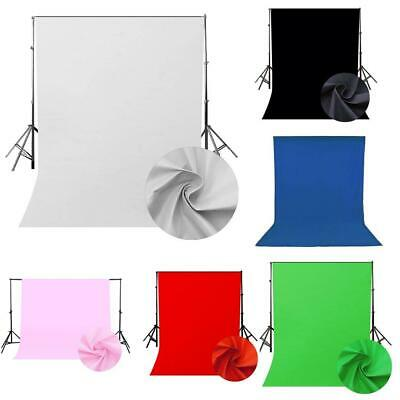 Solid Color Photo Backdrop Studio Video Photography Backgrounds Cloth WT88 01