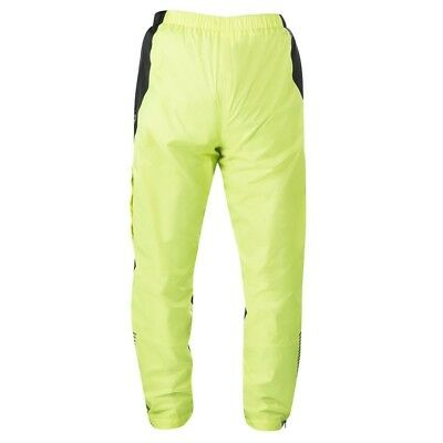 Alpinestars Hurricane Mens Motorcycle Motorbike Waterproof Rain Trousers Fluo