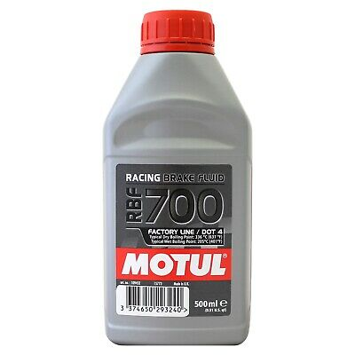 Motul RBF 700 Factory Line Racing Brake Fluid - 500ml