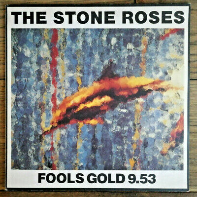 "The Stone Roses ‎– Fools Gold 9.53 (1989)  Vinyl, 12"", 45 RPM,  ORE T 13"