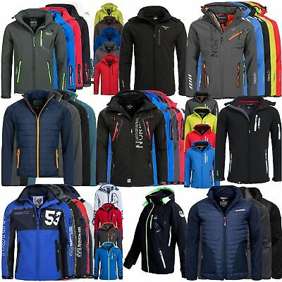 Geographical Norway Uomo Softshell Giacca softshell Giacca Tornado talbah Outdoor