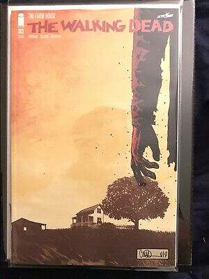 THE WALKING DEAD #193 1st PRINT THE END Final Issue NM