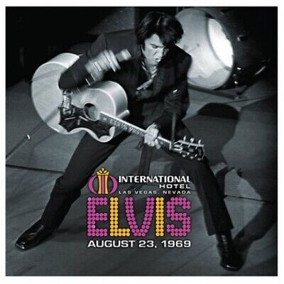 Elvis Presley - Live At The International Hotel, Las Vegas 1969 - RSD 2019 (2LP)
