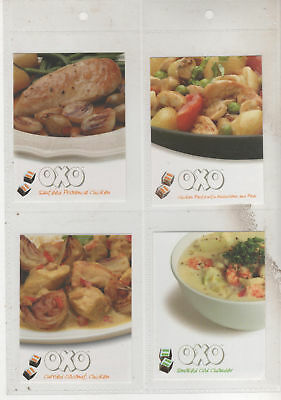 Set of 8 OXO Cards - Recipes to Try 2007 (399)