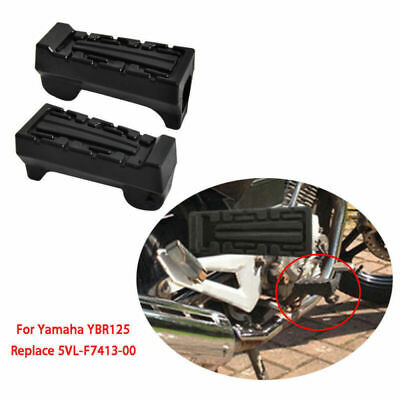 Yamaha Ybr125 Footrest Rubbers 2015 To 2017 In Stock Offer Price