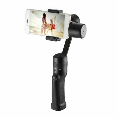 3-Axle Handheld Gimbal Stabilizer for Smartphone Wireless Control Vertical FU