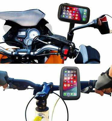 ANTBER support téléphone moto vélo waterproof compatible Iphone XS max *NEUF*