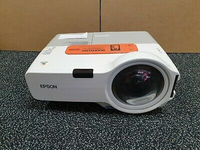 EPSON EMP-400We PROJECTOR 397 LAMP HOURS