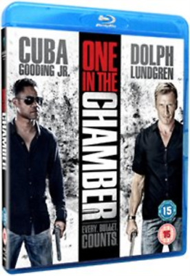 Dolph Lundgren, Cuba Goodin...-One in the Chamber Blu-ray NUEVO