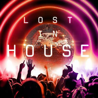 LOST IN HOUSE 3 CD SET VARIOUS ARTISTS (Released July 5th 2019)