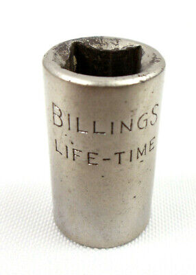 """Billings Life-Time 5/8"""" 12 Point Shallow Socket LS1220"""