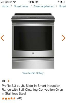 Ge Profile Series 2 Cuft Stainless Steel Countertop