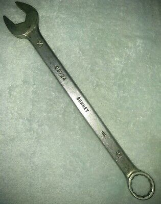 """Bonney 23724 3/4"""" SAE 12 Point Combination Wrench USA"""