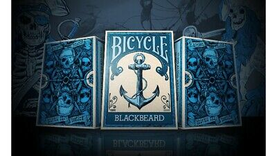 Bicycle Blackbeard Limited Edition Playing Cards by Bocopo - Magic Trick