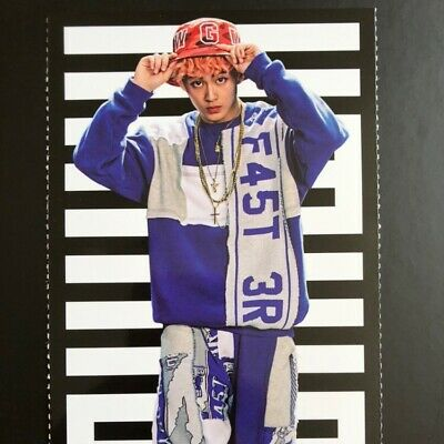 NCT 127 Limitless Mark photo strip photocard standee mini poster