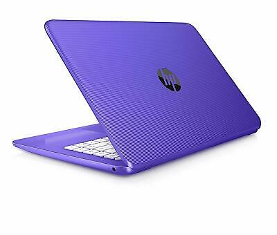 HP Stream 14-ax002na 14-inch HD Laptop (Violet Purple)