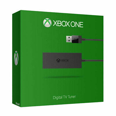Xbox One Digital Tuner Tv X Box 1 Video Gaming Playing Action Adventure Gameplay