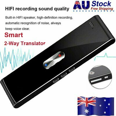 Translaty Smart Instant Real Time Voice Languages Translator New BO