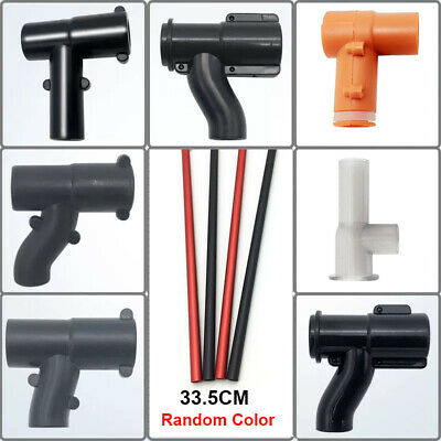 Toy Gel Ball Blaster Original T-piece for Jinming M4A1 SCARV2 M4 ACR MP5 Vector