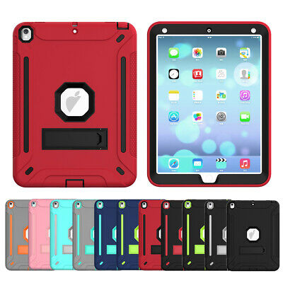 Hybrid Rugged Shockproof Case Cover For Apple iPad 6th 5th Generation / iPad 234