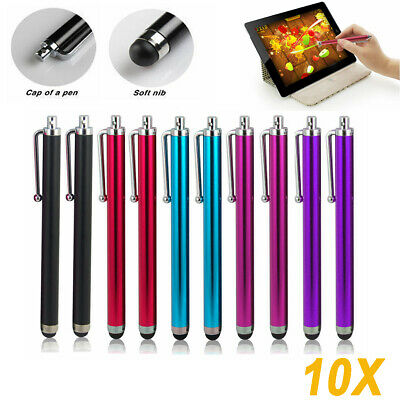 10 x TOUCH SCREEN STYLUS PEN FOR All FOR IPHONE,IPAD,TABLET,KINDLE,MOBILE PHONE