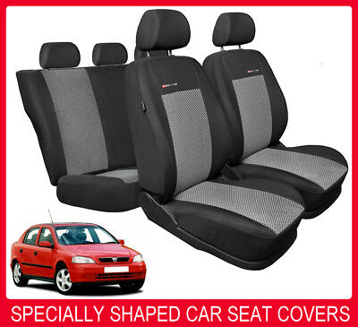 Tailored seat covers for Vauxhall Astra G Mk4   1998 - 2004  FULL SET -  2 (81)