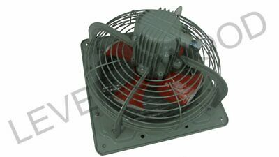 Paint Spray Exhaust Fan Extract Blower Explosion Proof Spray Booth Room Exhaust