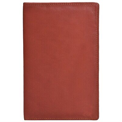 Genuine Leather Restaurant Guest Check Presenter Bill book Style Receipt Holder