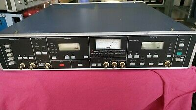 EG&G 5210 Dual Phase Lock-In Amplificateur - Princeton Applied Research
