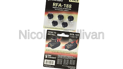 PetSafe Compatible RFA-188 Replacement Batteries (Pack of 5) Amazon Rank #6,4...