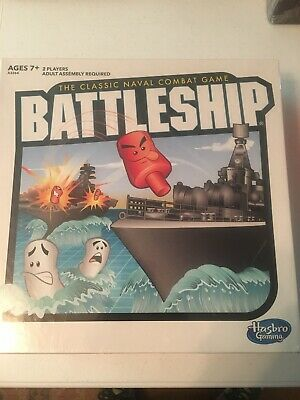 Battleship Classic Board Game Strategy Game New Sealed Free Shipping