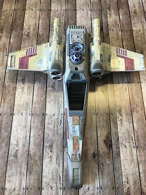 1995 X Wing Star Wars Incomplete