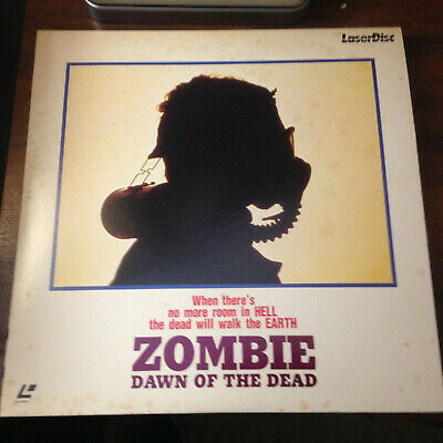 Laserdisc - Zombie Dawn of the Dead SF098-0076  Japan Release