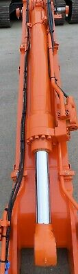 Hitachi Zx130-6 Dipper Ram  With Check Valve / Free Uk Delivery Included