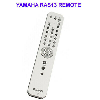 Yamaha RAS13  Remote Control for A-S501 A-S301 ZN04290 Original Part