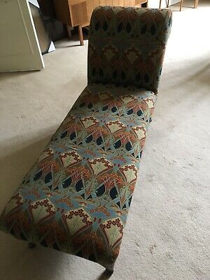 Victorian Chaise Longue — Fully Restored — William Morris