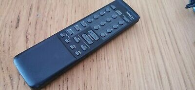 DENON CD SEPERATES DECK REMOTE CONTROL RC-214 for DCD810