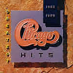 Chicago-  Greatest Hits 1982-1989 Cd