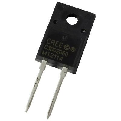 Cree C3D02060F SiC-Diode 1,8A 600V Silicon Carbide Schottky Diode TO220AC 855419