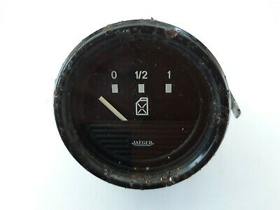 Jaeger Citroen GS Fuel Petrol Gauge