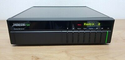 Meridian 504  - Superb High-End FM Stereo Tuner *TOP Condition*