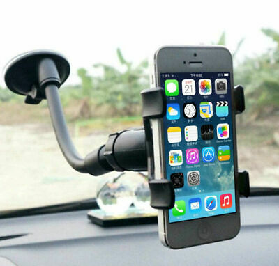 Universal 360° in Car Windscreen Dashboard Holder Mount For GPS Mobile Phone UK.