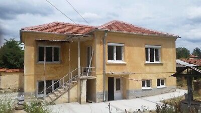 Part Renovated House In Bulgaria