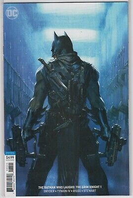 Batman Who Laughs The Grim Knight #1 Gabriele Dell'Otto Variant