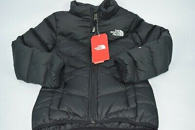 14ca098fd NWT! $99 YOUTH Kids North Face Andes Jacket Black sz XS Winter 550 Puffer  Down