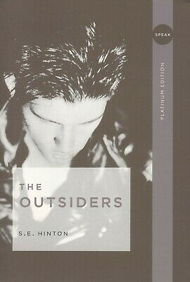 The Outsidersby S.E. HintonPaperbackTeen & Young Adult Classic Literature New