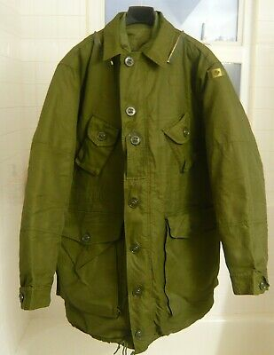 Vintage 1996 Canadian ARMY LARGE LONG Military EXTREME COLD WEATHER Parka Coat